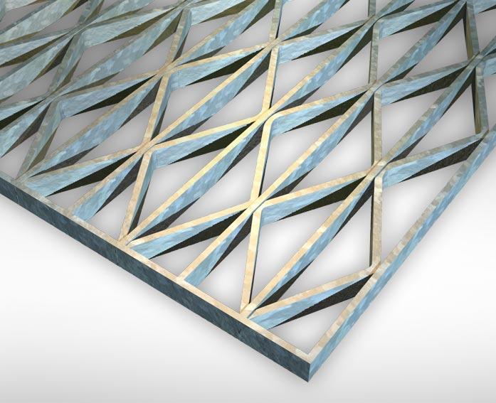 Vital Engineering & Angus McLeod | Vitagrid Steel Gratings